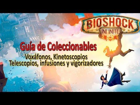 Bioshock Infinite Remastered - Guía de coleccionables (All Collectibles Locations)