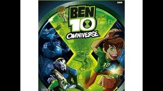 Game Fly Rental (12) Ben 10 Omniverse Part-1 Training Time