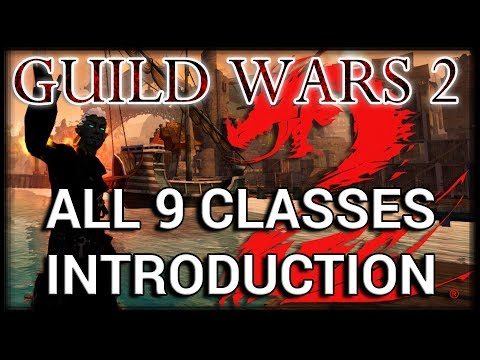 An Overview Of Classes & Elite Specialisations For GW2