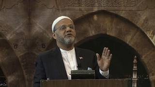 Friday Khutbah (Sermon) by ISNA President Azhar Azeez - 54th Annual ISNA Convention