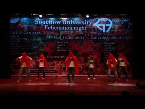 HINDI DANCE PERFORMANCE 2017 SOOCHOW UNIVERSITY CULTURALS 2017 DANCE PERFORMANCE 16 Suzhou