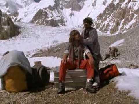 Reinhold Messner about the dangers of the Hidden Peak