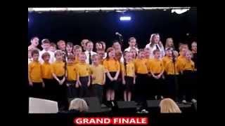 Portsoy Boat Festival 2014  Whitehills,Portsoy and Fordyce Primary