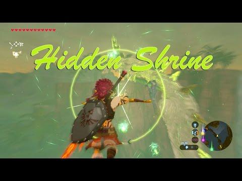 Zelda BotW - Hidden Shrine -