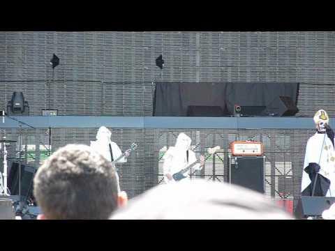Ghost - Deus Culpa / Con Clavi con Dio - Live @ Orion Music Festival,Atlantic City,NJ 06 / 24 / 2012