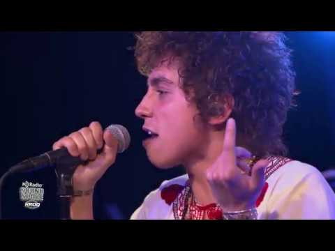 Greta Van Fleet At HD Radio Sound Space At KROQ 2018