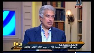 العاشرة مساء | شاهد رد ساموزين على تهكم الفنان أحمد مكي على دور «عبده البلطجي»