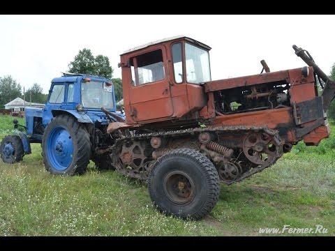 Мультики про машинки Трактор на ферме Домашние животные.