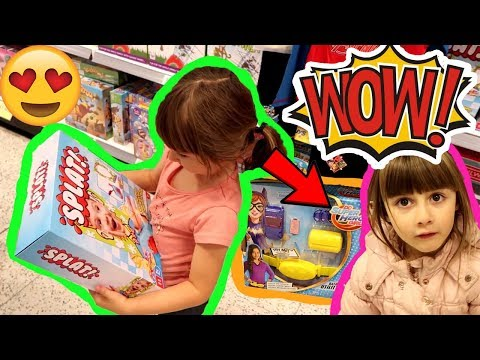 KIDS £10 TOY SHOPPING CHALLENGE AT HOME BARGAINS!