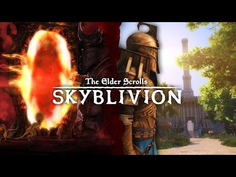 Remaking Oblivion In Skyrim | SKYBLIVION Development Diary 01