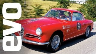 Mille Miglia 2012 Alfa Romeo evo Diary Special