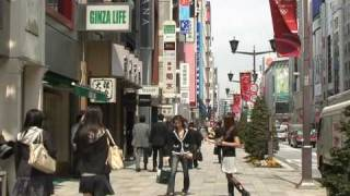 Tokyo flashes it wealth for Olympic bid