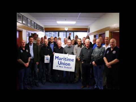 Maritime Union of New Zealand Slideshow