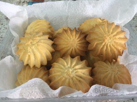pasticetas galletas de mantequilla