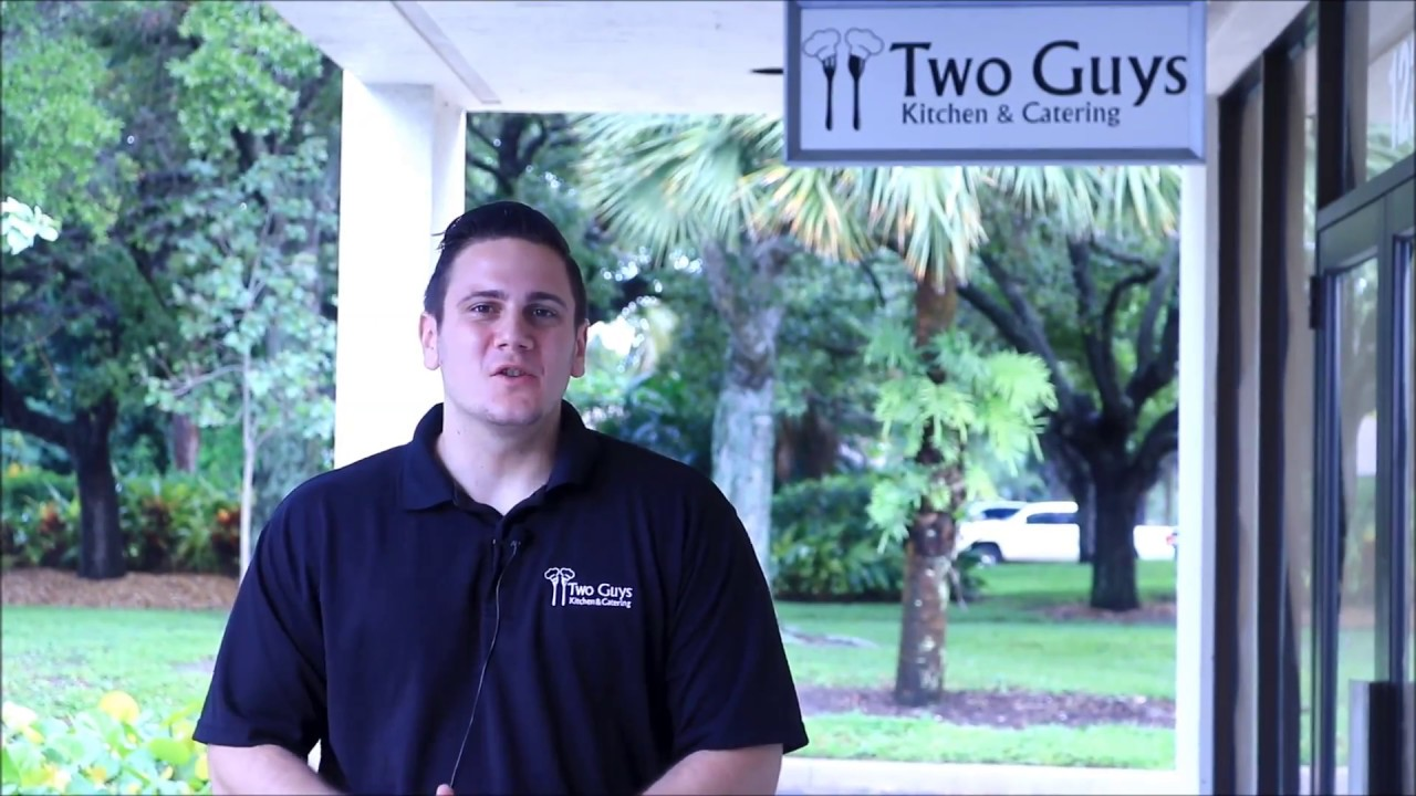 Bonita Chamber Member: Two Guys Kitchen and Catering - YouTube