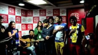 KK @ Red FM, Bajaate Raho!!