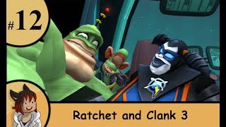 Ratchet and Clank 3 part 12 - Meatloaf day