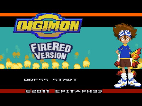 digimon fire red hack download