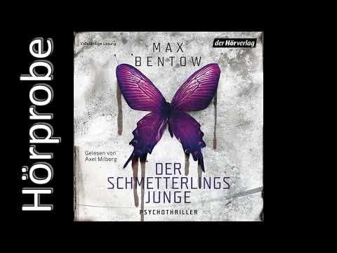 Der Schmetterlingsjunge (Kommissar Nils Trojan 7) YouTube Hörbuch Trailer auf Deutsch