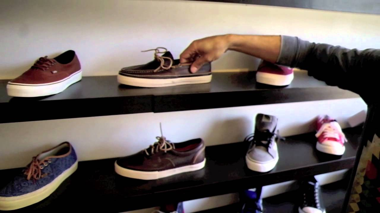 Vans Vault Horween Premium Leather Pack - YouTube a244aeafd827