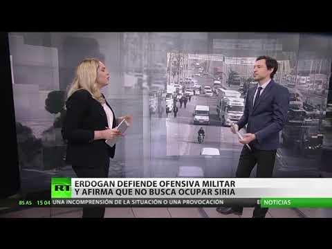 RT en Español: EE.UU fomenta el separatismo entre los kurdos sirios