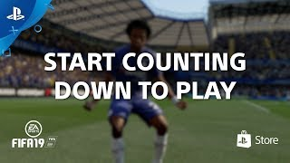 FIFA 19 – Countdown to Launch | PS4
