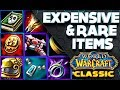 9 Vanilla WoW Rare & Expensive Items You Forgot but They'll Return in Classic WoW