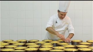 Panettone recipe by Alfonso Pepe - part 1