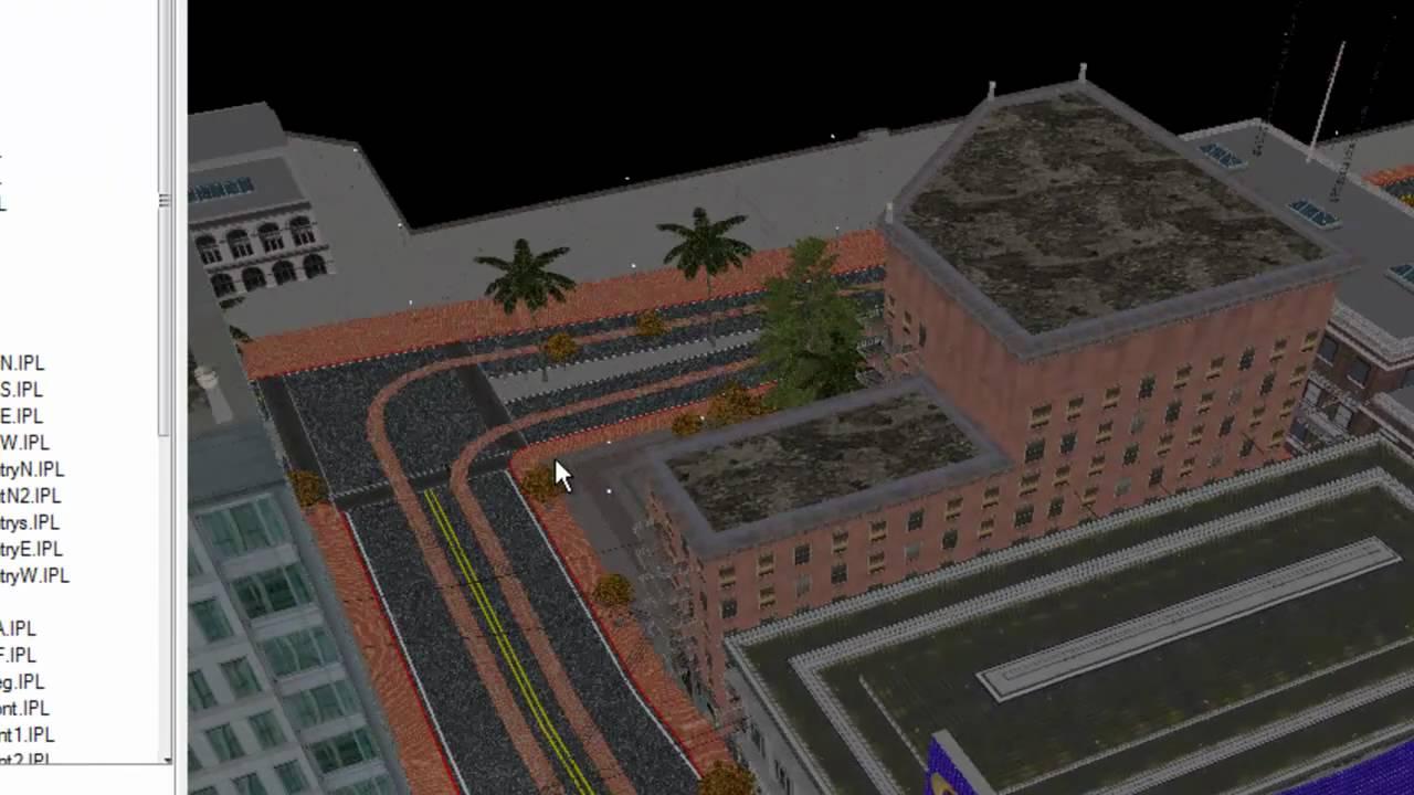 Tutorial Map Editor GTA San Andreas  YouTube