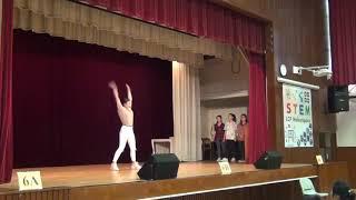 仁濟醫院靚次伯紀念中學 - 學會活動推廣日- 跳舞表演