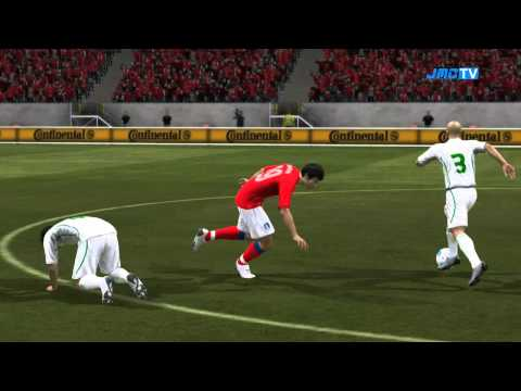 Korea Republic vs. Iraq | Road To World Cup Japan 2012 | FIFA 12