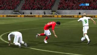 Korea Republic vs. Iraq   Road To World Cup Japan 2012   FIFA 12