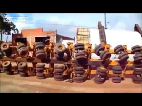 Thumbnail: Amazing accidents fails videos of heavy construction equipment compilation