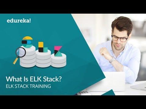 What Is ELK Stack | ELK Tutorial For Beginners | Elasticsearch Kibana | ELK Stack Training | Edureka