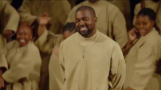 """Kanye West Sunday Service - """"Father Stretch My Hands"""" (Live From Paris, France)"""