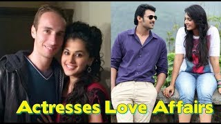 Top 8 South Indian Movie Actresses And Their Love Affairs, You'll The Shocked And Amazed!