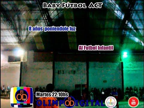 Baby Fubol ACT en TV 004 (5 de Abril)