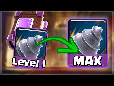 MAXING Goblin Drill (all at once) 🍊