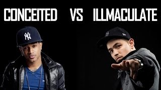GrindTimeNow.com: Illmaculate vs Conceited (Full Battle)