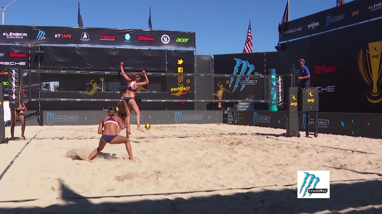 Lights Out! - Kelly Claes With A Crazy Block   Monster Hydro Cup