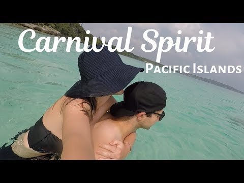 Carnival Spirit | Pacific Islands