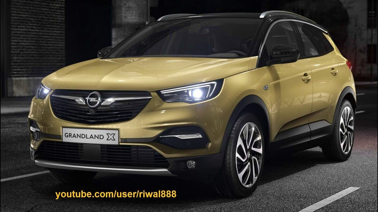 new opel grandland x 2 0 turbo d 8at specs information hd youtube. Black Bedroom Furniture Sets. Home Design Ideas