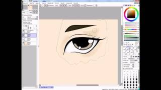 Tipos de ojos que dibujo - types of eyes that i draw
