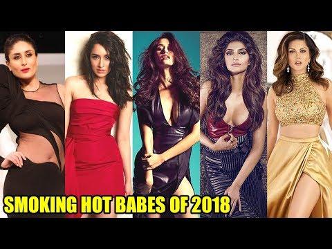 SM0KING H0T B@BES of 2018 Shraddha Kapoor, Kareena Kapoor Khan, Disha Patani, Sonam Kapoor,