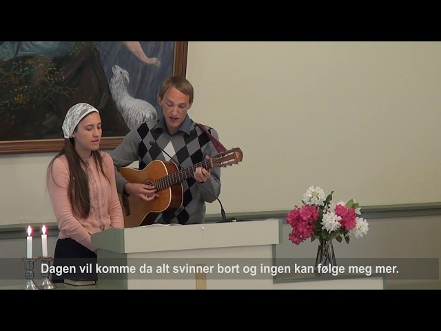 2018.05.20 kl 1930 Rami Seppälä, Har jeg en levende tro? Steinsdalen Bedehus