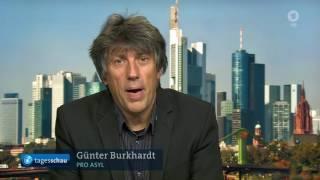 Günter Burkhardt, Pro Asyl, zum Schutz für syrische Flüchtlinge