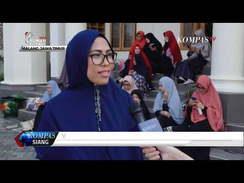 "Masjid Berdesain Ala ""Taj Mahal"" di Kabupaten Malang"