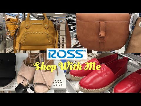 a5f6dd537bf1 Ross Dress For Less SHOP WITH ME Women's Shoes & Handbags 🛍 Mother's Day  Gift Ideas