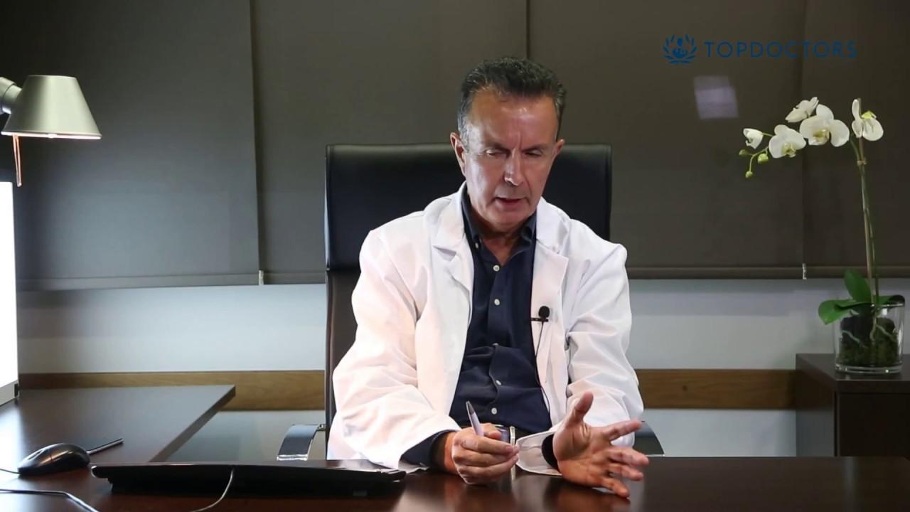 Doctor que atiende a los hombres como se llama