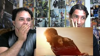 Reação ao trailer #2 de Logan